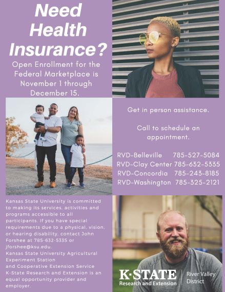 2019 Marketplace Health Insurance Flyer